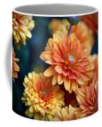 Copper Mums Coffee Mug