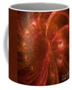 Copper Sunshine Coffee Mug