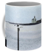 Coquille Lighthouse Coffee Mug
