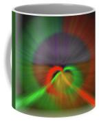Cor Caritate Coffee Mug