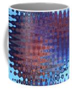 Coral Abstract Coffee Mug