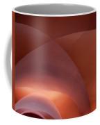 Coral Arched Ceiling Coffee Mug