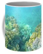 Coral Coffee Mug by Debbie Cundy