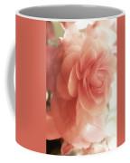 Peach Petals Glow Coffee Mug