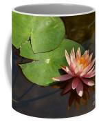 Coral Lily 6 Coffee Mug