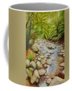 Coranderrk Creek Yarra Ranges Coffee Mug