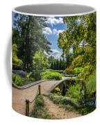 Corbel Arch Bridge Japanese Garden Maymont Coffee Mug