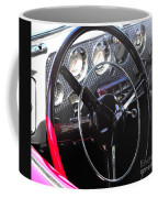Cord Phaeton Dashboard Coffee Mug