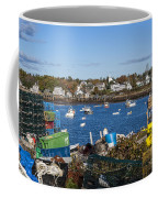 Corea Harbor Coffee Mug