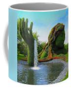 Corey Rockafeler - Mother Nature Fountain Coffee Mug