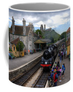 Corfe Castle Station Coffee Mug