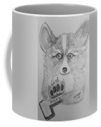Corgi Pup Coffee Mug