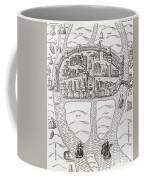 Cork, County Cork, Ireland In 1633 Coffee Mug