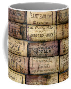 Corks Of French Wine Coffee Mug