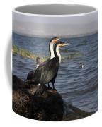 Great Rift Cormorants Coffee Mug