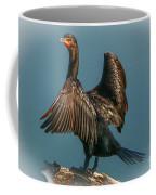 Cormorant Wings Coffee Mug