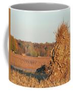 Corn At Harvest Coffee Mug