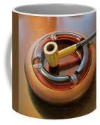 Corn Cob Pipe Coffee Mug