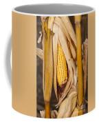 Corn Cobb On Stalk Coffee Mug