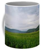 Corn Fields, Upstate New York Coffee Mug