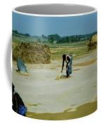 Corn Processing Coffee Mug