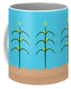 Corn Rows Coffee Mug