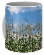Corn Tassels In The Sky Coffee Mug
