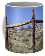 Corner Crossing Coffee Mug