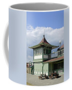 Corner Detail Of The Pavilion - Ryde Coffee Mug