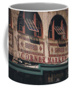 Corner Market Pikes Place Market Coffee Mug
