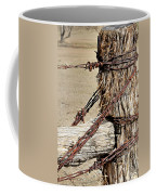 Corner Post Coffee Mug
