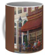 Corner Restaurant Coffee Mug