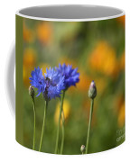Cornflowers -2- Coffee Mug
