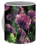 Cornflowers Autumngraphy - Photopainting Light Coffee Mug