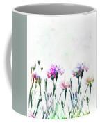 Cornflowers Watercolor  Coffee Mug