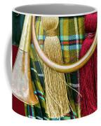 Cornish National Tartan Coffee Mug