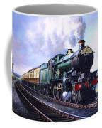 Cornish Riviera Express. Coffee Mug