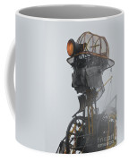 Cornwall Man Engine Coffee Mug