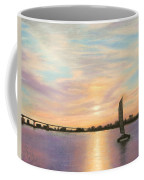 Coronado Bridge Sunset  B Coffee Mug