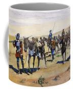 Coronados March, 1540 Coffee Mug