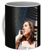Corporate Call Coffee Mug