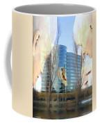 Corporate Cloning Coffee Mug by Kurt Van Wagner