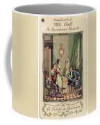 Corset Trade Card, 1912 Coffee Mug