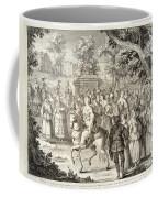 Cortege Of Aurora Coffee Mug