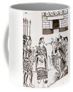 Cortes & Montezuma, 1519 Coffee Mug