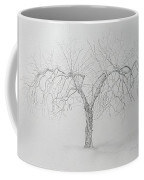 Cortland Apple Coffee Mug by Leah  Tomaino
