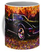 Corvette Beauty Coffee Mug