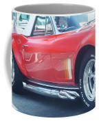 Corvette Soft Top Coffee Mug