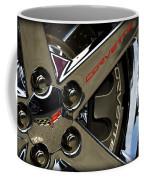 Corvette Spokes II Coffee Mug