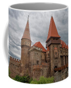 Corvin's Castle Coffee Mug by Yair Karelic